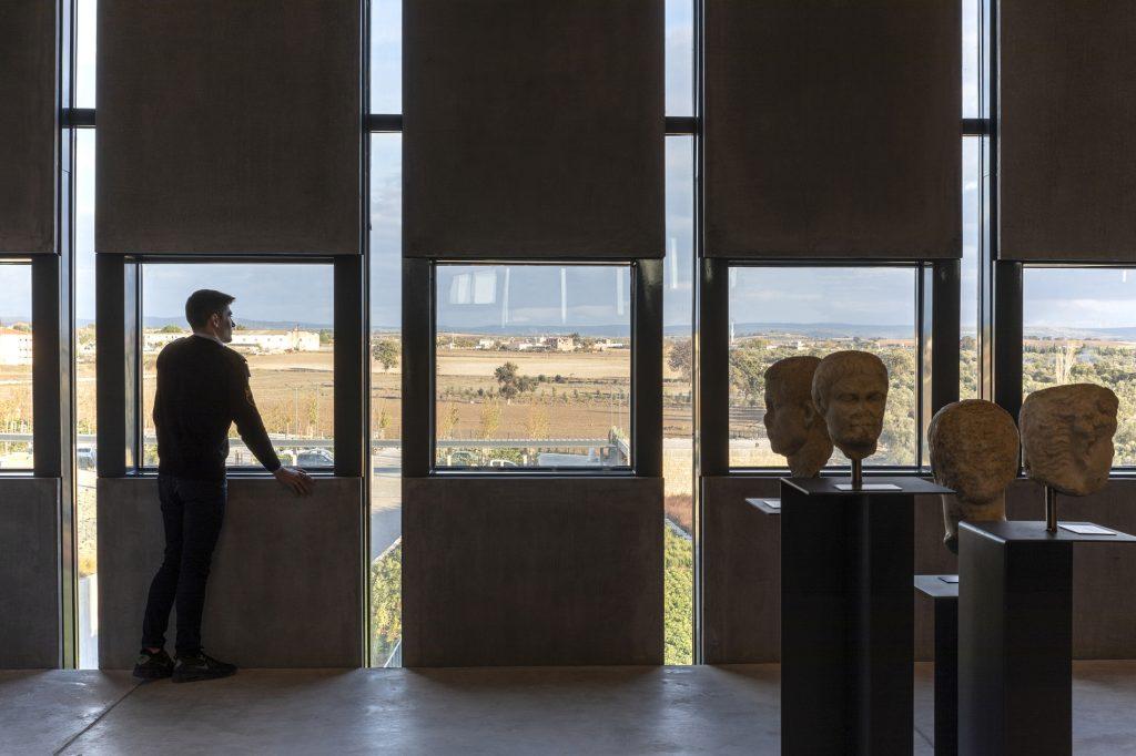 Troya Müzesi Emre Dörter museums çağdaş müze