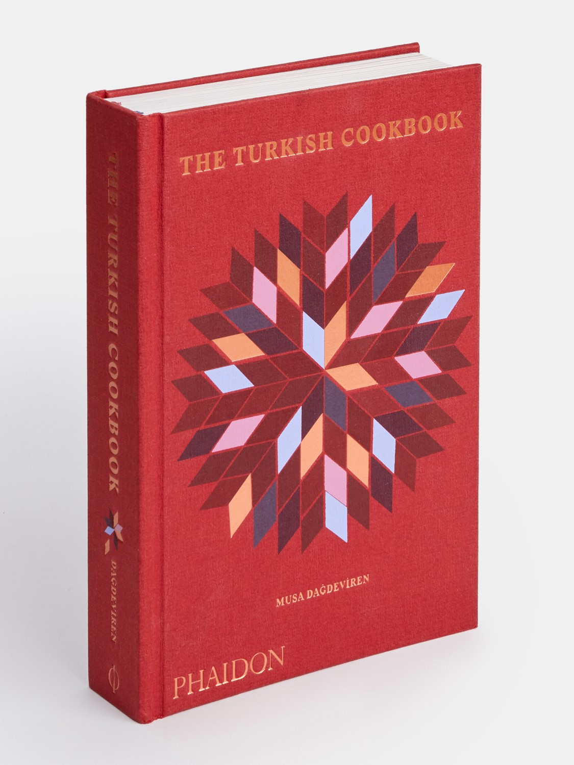Musa Dağdeviren Turkish Cookbook 4