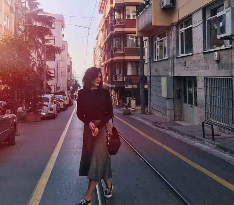 Leyla Arslan Portre