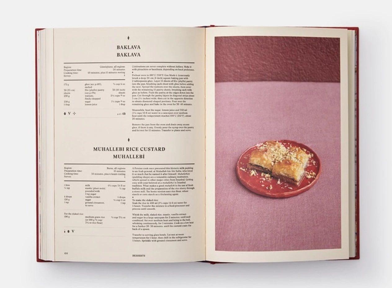 Musa Dağdeviren Turkish Cookbook 3