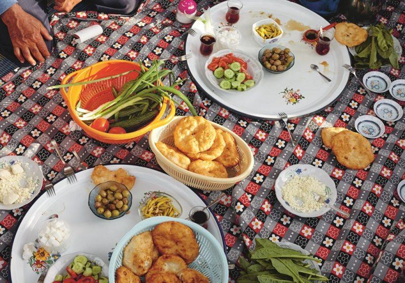 Turkish Cookbook, Musa Dağdeviren