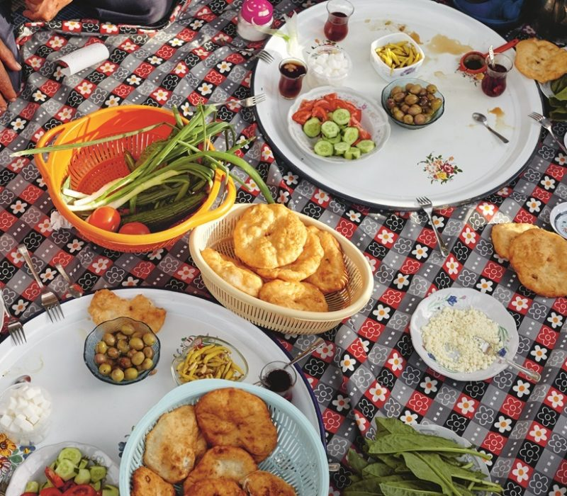 Turkish Cookbook, Musa Dağdeviren